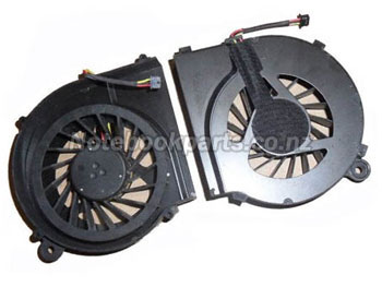 Replacement for Hp G62-b12eo fan
