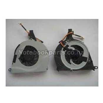 Replacement for Toshiba Satellite L755-M1DU fan