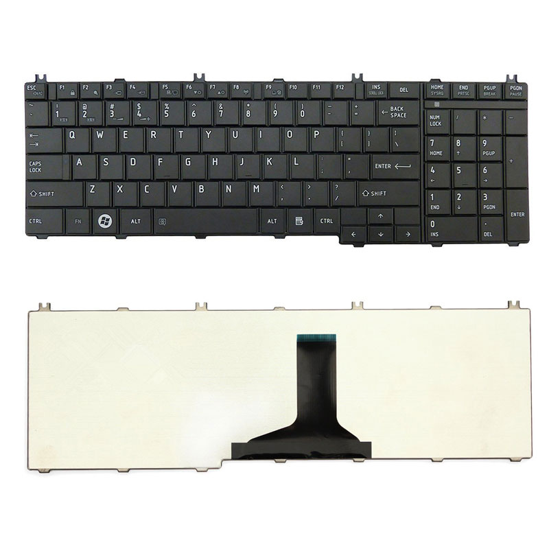 Replacement for Toshiba Satellite L750 keyboard