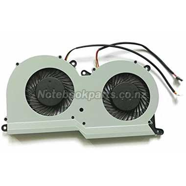 FCN DFS541105FC0T FG80 fan