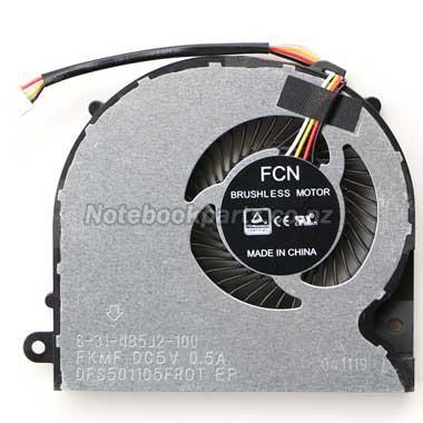 FCN DFS501105FR0T FKMF fan
