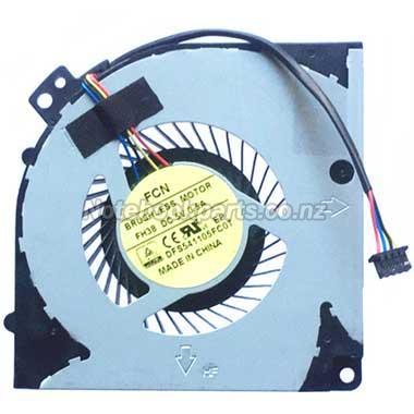 FCN DFS541105FC0T FH38 fan